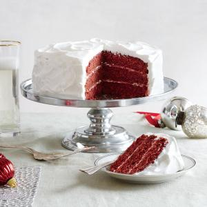 Healthy cake recipe made with beets